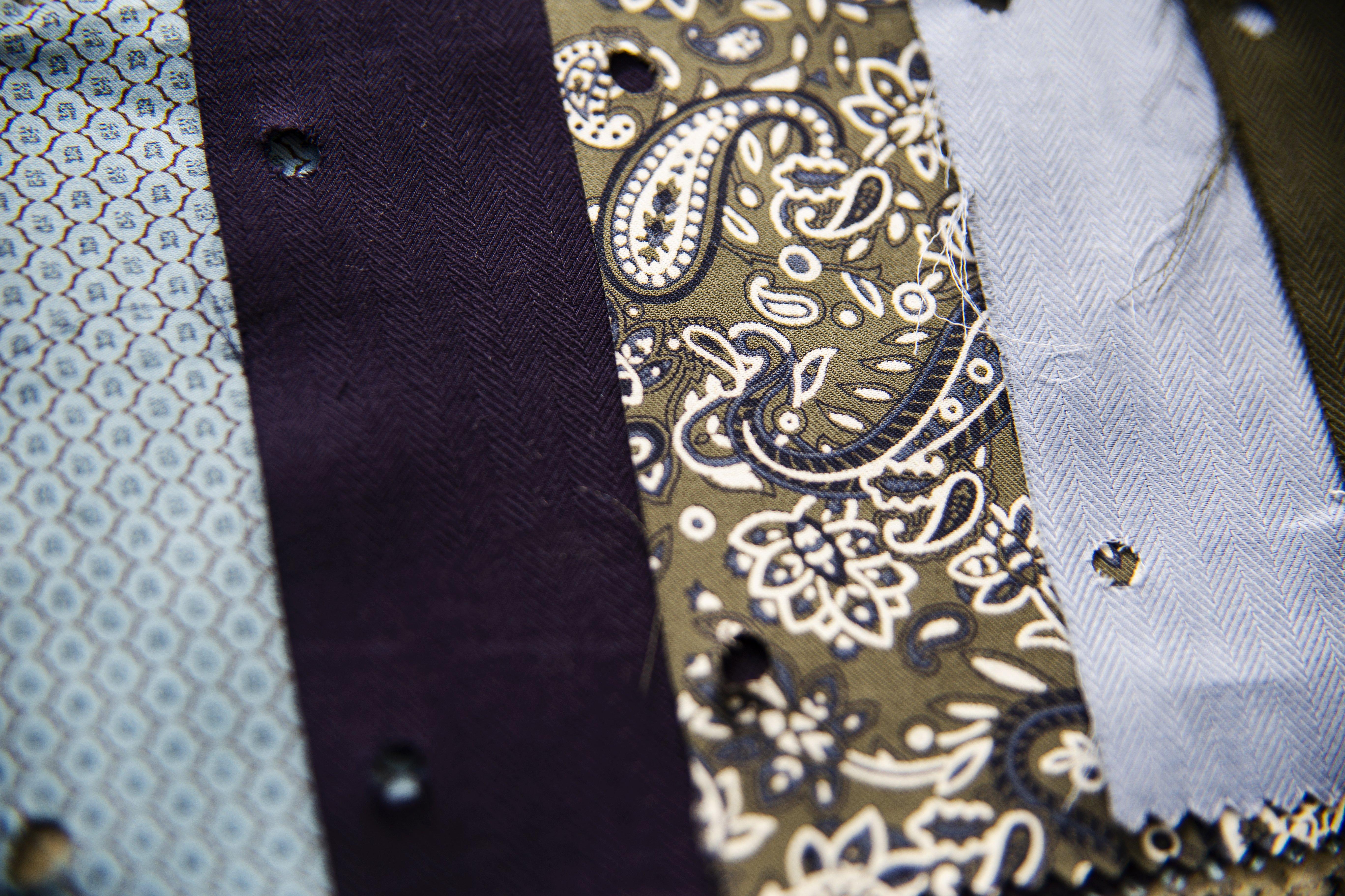 Nowe tkaniny koszulowe