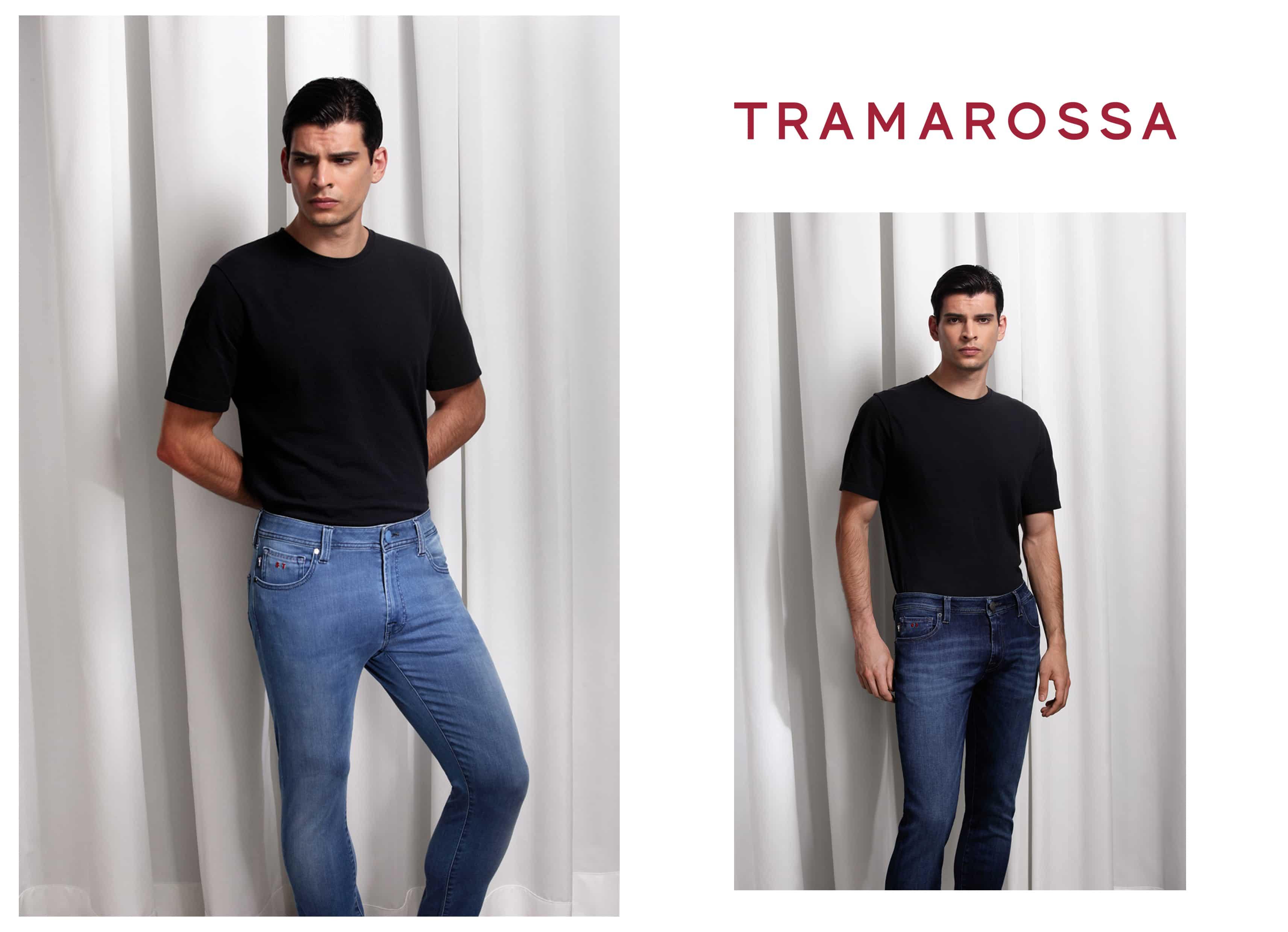 Nowa kolekcja jeansów od Tramarossa !
